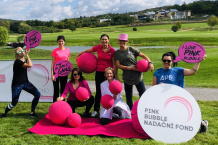 Pink Bubble Charity Golf 2020