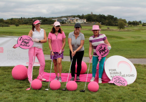 Pink Bubble Charity Golf 2019