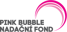 Logo Pink Bubble mobile